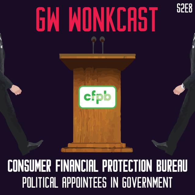 GW WONKCAST S2E8 CFPB