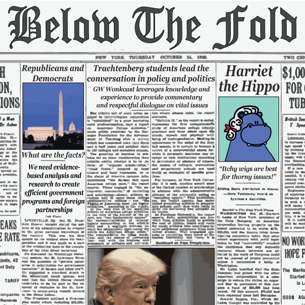 Below the Fold - Standard Graphic